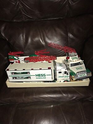Hess Trucks Collectibles Lot Of 4  1994, 1996, 2001, 2003