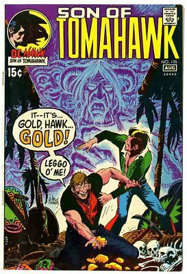 Tomahawk #135 VF/NM 9.0 ow/white pages  DC  1971  No Reserve