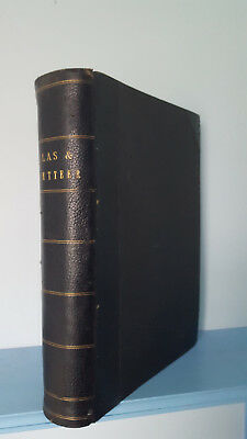 The Harmsworth Universal Atlas And Gazetteer 500 Maps & Diagrams c1906