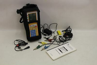 3M Dynatel 965DSP Cable Tester TDR Ver.7.00.9 Heavy Duty Operation Meter