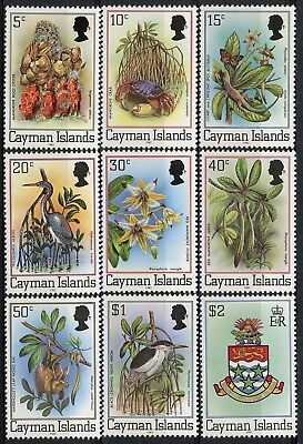 s626889 Cayman Islands - Sc#453a//61a MNH - 1982 Imprint