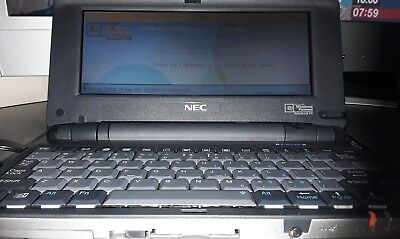 NEC Mobilepro 790 PDA