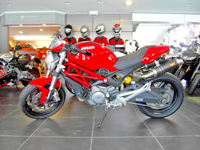 2009 Ducati Monster  2009 Ducati Monster 696 Preowned Great Condition