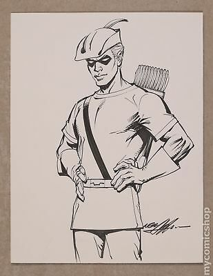 Speedy Sketch by Neal Adams