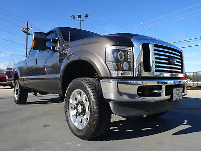 2008 Ford F-250 LARIAT 2008 FORD F-250 LARIAT FX4 V8 6.4L CREW CAB SHORT BED DRIVES GREAT EXTRA CLEAN