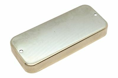 Non-plated Metal bass pickup cover for Gibson Thunderbird bass guitar
