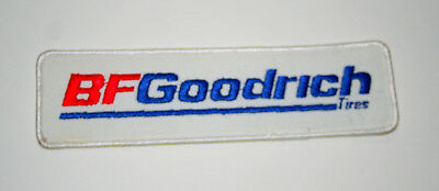 Vtg BF Goodrich Tire & Rubber Company Dealer Employee Cloth Patch New NOS 1970s