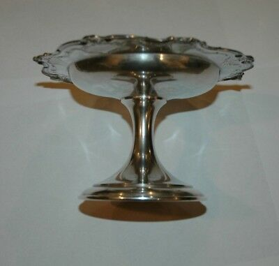 """GORHAM Chantilly Duchess Sterling Silver 6-1/4"""" Compote Candy Dish #740"""