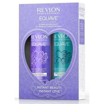 Pack duo EQUAVE BLONDE