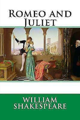 Romeo and Juliet, Shakespeare, William | Paperback Book | Good | 9781514697856