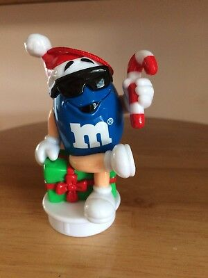 M & M's Christmas Candy Cane Topper/Decoration