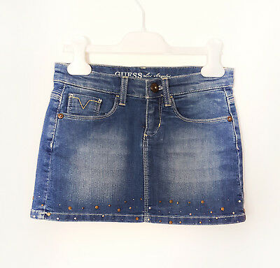 Guess mini gonna in jeans 9-10 anni 140 cm nuova