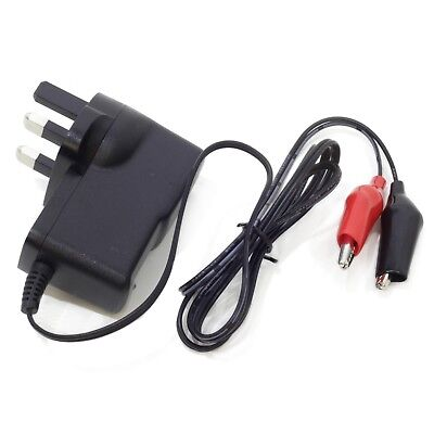 12V 12 Volt Automatic Trickle Battery Charger Car Motorhome Caravan Motorbike