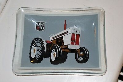 DAVID BROWN - Selectamatic Glass Ash / Display Tray - 1960`s tractor