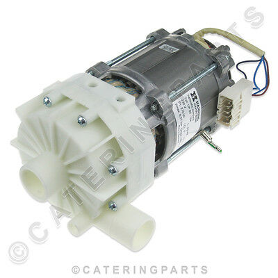 28mm IN 26mm OUT DISHWASHER GLASSWASHER INTERNAL RINSE BOOSTER WATER PUMP MOTOR