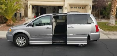 2016 Chrysler Town & Country  2016 Mint condition, 5,000 miles. Van listed for $60,000 new