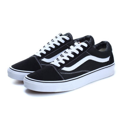 2018 Hot VAN SK8 VAN Classic OLD SKOOL Women Mens Canvas Casual Shoes Sneakers
