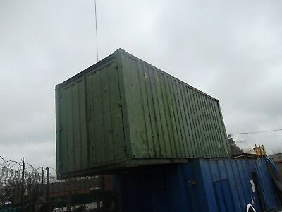 20Ft X 8Ft Shipping Container Storage Unit Garage