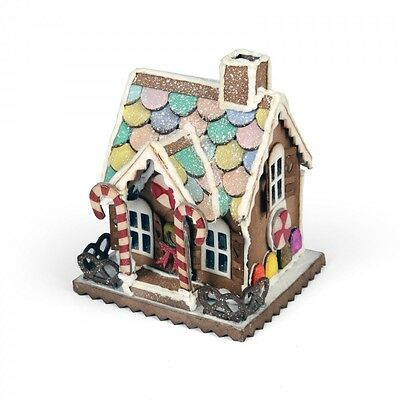 "Sizzix Bigz Die By Tim Holtz 5.5""X6"" - Village Gingerbread"