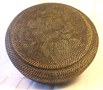 A Rather Nice Chinese Covered Basket B3