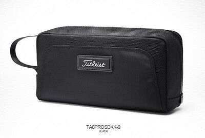 2018 Titleist Professional Collection Golf Pouch Small Dopp Kit TA8PROSDKK-0 f165fa4954fdc