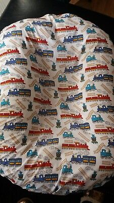 Cover suitable for poddle pod  0-6 months  Train railway