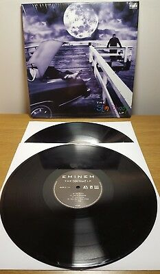 Eminem - The Slim Shady LP Double Vinyl Album Reissue