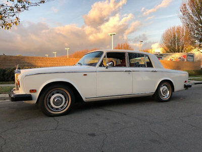 1977 Rolls-Royce Silver Shadow Silver Shadow 1977 Rolls Royce Silver Shadow II / 2 - Amazing California Car CNC Motors