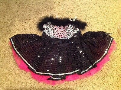 Girls Dance Outfit Child XS