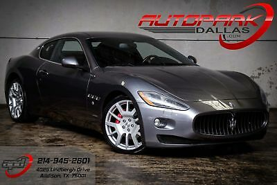 2008 Maserati Gran Turismo Base Coupe 2-Door uper Clean! Great Service! Best price out there! We finance!