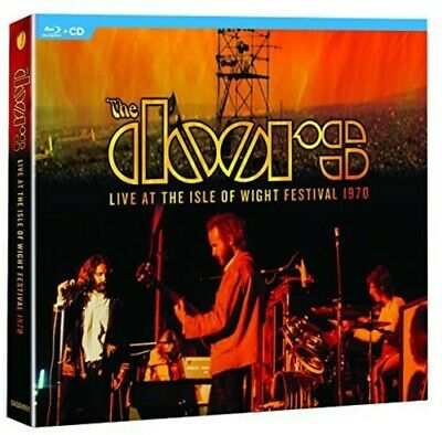 The Doors - The Doors: Live at the Isle of Wight Festival 1970 [New CD] With Blu