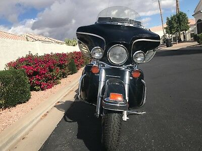 2003 Harley-Davidson Touring  2003 Harley Davidson Electra Glide Ultra Classic