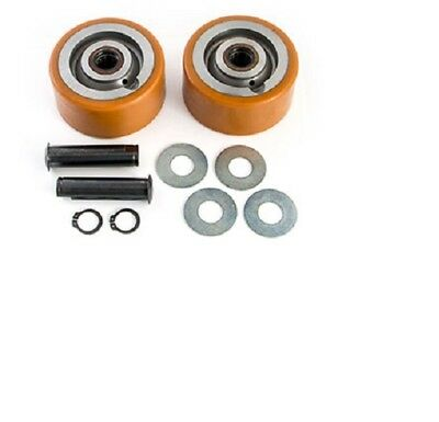 Crown 15MT Electric Pallet Jack Load Wheel Kit