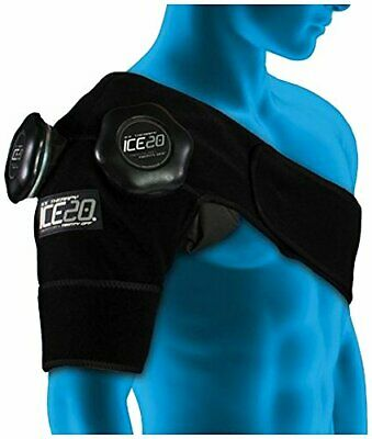 ICE20 Shoulder Ice Therapy Wrap, Double