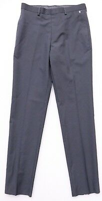 COLLECTION by MICHAEL STRAHAN BOY/'S DARK BLUE DRESS PANTS UNHEMMED CHOICE NEW