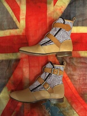 Rare New Vivienne Westwood Vintage Seditionaries Boots Size 8 Uk Euro 42 Boxed