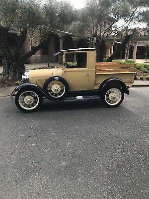 1928 Ford Model A  1928 ford model a pickup