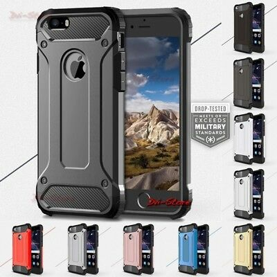 Custodia Cover Rugged Armor case anti URTO SHOCKPROOF CANTIERE per SAMSUNG