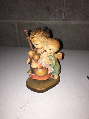 "Mint Anri of Italy 5"" The Helper: Boy Angel Bagpipes #651302"