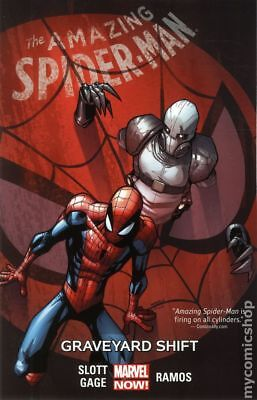 Amazing Spider-Man TPB (Marvel NOW) #4-1ST 2015 VF
