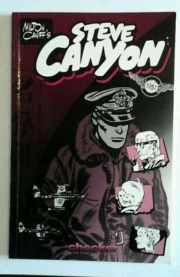 Steve Canyon 1951  By Milton Canliff  Tpb Very Fine