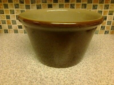 Pearsons Of Chesterfield Large Pudding Bowl, Oven Dish, Hot Pot, Casserole Dish