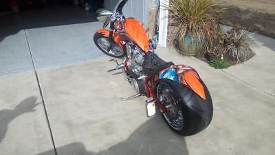 2012 Custom Built Motorcycles Chopper  2012 Milwaukee Iron Custom Chopper