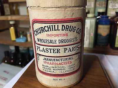 Churchilll Drug Co.,manufacturing Pharmacists Burlington,cedar Rapids,peoria