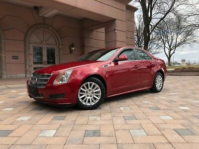 2011 Cadillac CTS LUXURY 2011 CADILLAC CTS LUXURY / DBL PANORAMIC ROOF / REAR CAMERA / HTD SEATS / BOSE