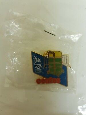 Commonwealth Games 2006 Coates Hire Pin Brand New & Unopened.