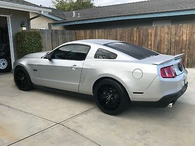 2012 Ford Mustang GT 2012 PAXTON 2200 SUPERCHARGED FORD MUSTANG GT FULLY BUILT ENGINE 786 RWHP