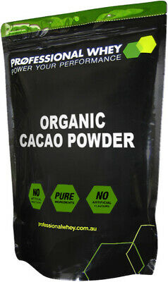 500g 1kg 2kg 3kg Organic Cacao Peru Perfect For Whey Protein Powder Flavouring