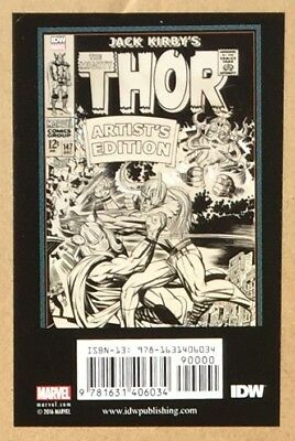 JACK KIRBY Thor Artist's Edition IDW NEW Unopened JIM #111, 117, 118, 134 & 135!