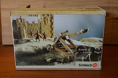 SCHLEICH 'Catapult' #40192. BOXED. BRAND NEW. World Of Knights.